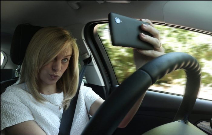 1 in 4 Young People in Europe Have Taken 'Selfie' While Driv