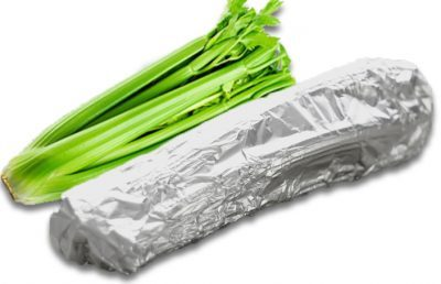 celery-and-foil