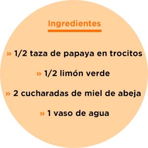 ingredientes-papaya