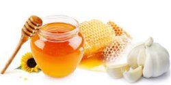 honey-garlic