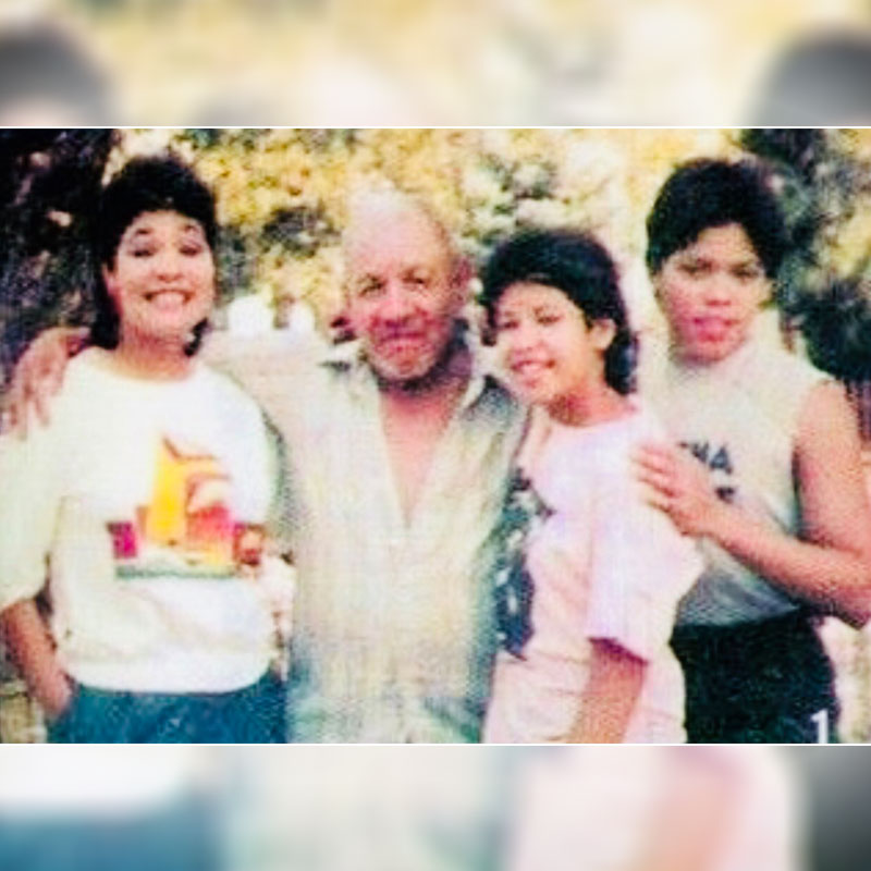 OMG! A.B. QUINTANILLA REVEALS SELENA'S PIC THAT LEAVES HER FANS IMPACTED