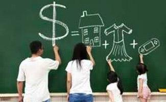 family-chalkboard-budget