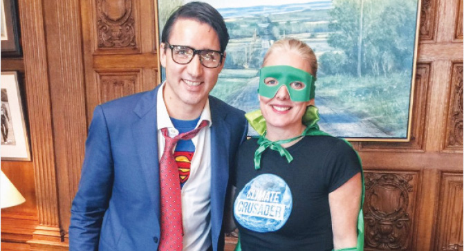 superman-holloween-canada-prime-minister